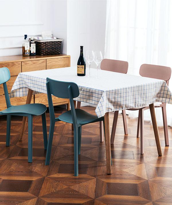 家里使用户外桌椅,给你别致的休闲感受
