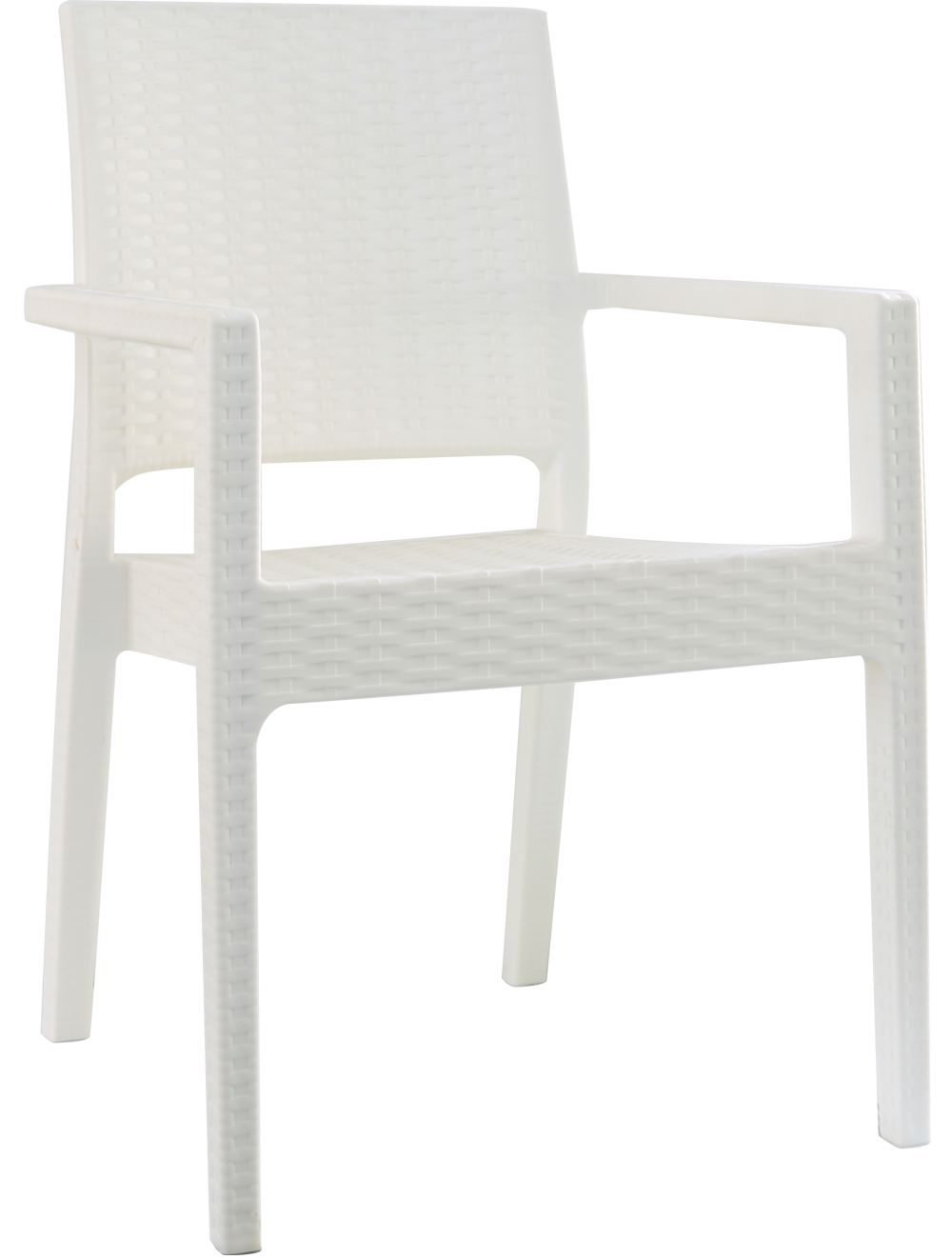 有扶手藤椅