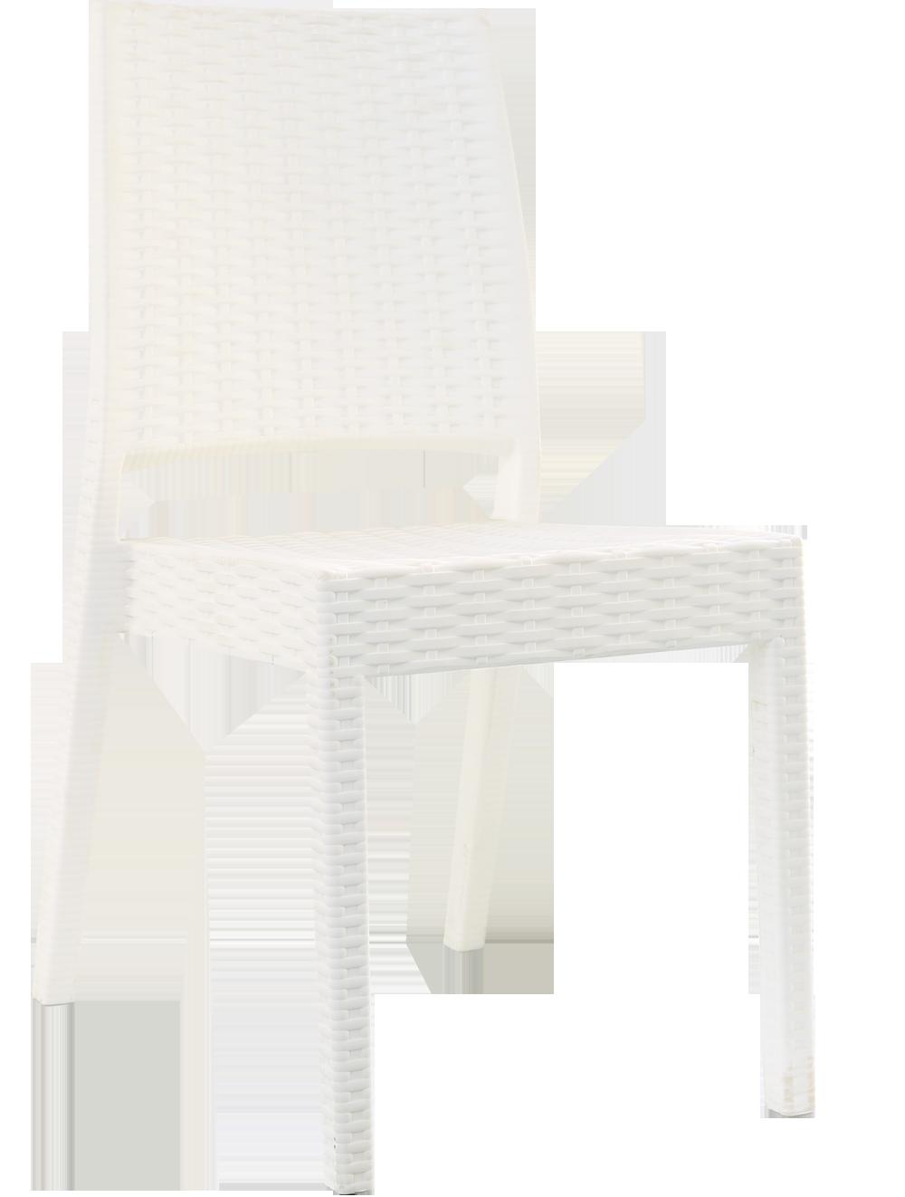 无扶手藤椅