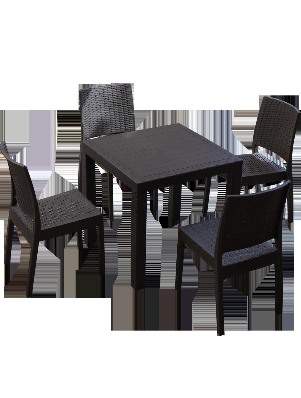 餐桌椅套装
